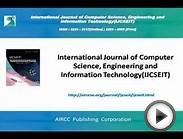 International Journal of Computer Science, Engineering and