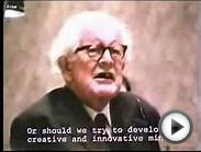 Jean Piaget Child Psychology
