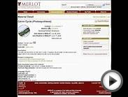 Locating Existing Online Resources in MERLOT