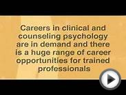 Master of Arts in Clinical Psychology- Counseling Psychology