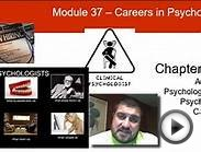 Module 37 - Applied Psychology and Psychology Careers