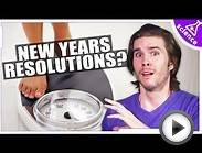 New Years Resolution Psychology! (Because Science w/ Kyle