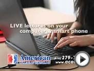 Online Criminal Justice Degree at American College of