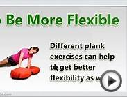 Plank Exercise Benefits Explained