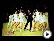 psy- gangnam style en programa mexicano(in the Mexican