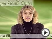 Psychologist Angela Elia from Alegna Health Centre