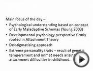 Psychology Formulation Based Staff Training
