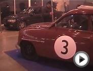 Saab 96 2 stroke Sports Division Rally Car