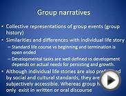 scientific narrative psychology