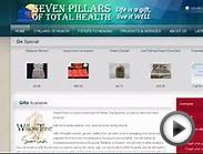Seven Pillars Total Health Home Page Evaluation
