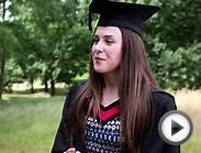 Social Psychology and Sociology graduate Andreea