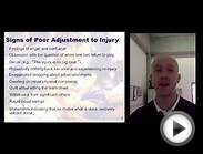 Sport and Performance Psychology - The Psychology of Injuries
