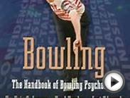 Sports Book Review: Sport Psychology Library: Bowling by