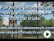 The Importance of Clinical Trials at the University of
