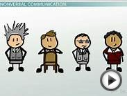 Types of Communication: Interpersonal, Non-Verbal, Written
