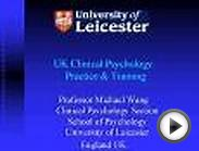 UK Clinical Psychology: Practice