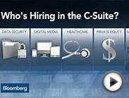 What Are the Hottest Jobs for C-Suite Executives?