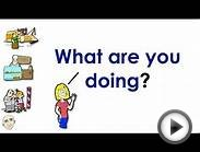 What Are You Doing? | What Do You Do? | Jobs | English